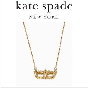 NWOT Kate Spade Dress the Part Necklace